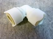 Whale 15mm equal elbow